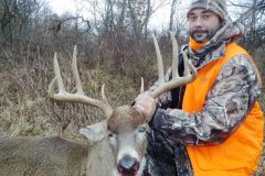 Mike's 1st Iowa deer